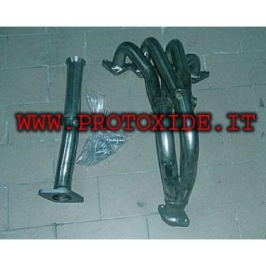 Egzoz manifoldu Fiat Punto 16V Seri 1 Euro 2 Emişli motorlar için çelik manifoldlar