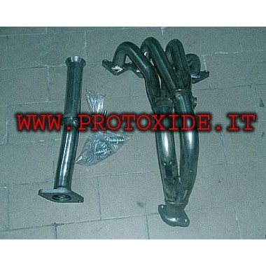 Výfukové potrubie Fiat Punto 16V Series 1 Euro 2 Oceľové rozdeľovače pre aspirované motory