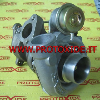 Turbocharger GTO221 double bearing 1.4 16v Abarth