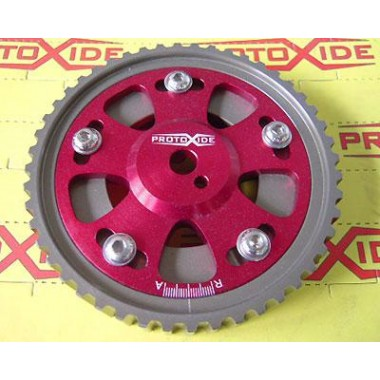 Adjustable pulley for Fiat Punto GT graduated Adjustable motor pulleys and compressor pulleys