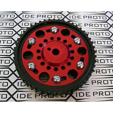 Uno Turbo son serisi - Punto GT için ayarlanabilir kasnak Ayarlanabilir motor kasnakları ve kompresör kasnakları