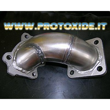 Downpipe العادم لانسيا دلتا 16V - T28 Downpipe for gasoline engine turbo