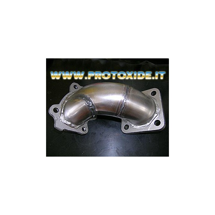 Exhaust Downpipe for Lancia Delta 16v - T28 Downpipe for gasoline engine turbo