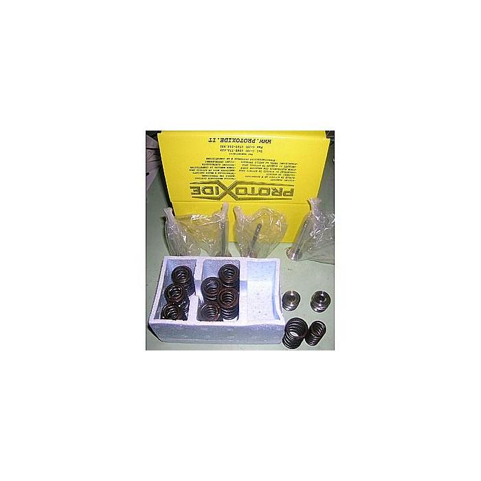 Kit de muelles y placas reforzados para Renault 5 Gt Turbo 1,400 Resortes y placas para cabecera