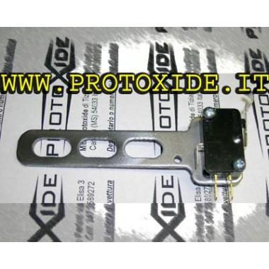 Microinterruptor con soporte universal Repuestos para sistemas de óxido nitroso