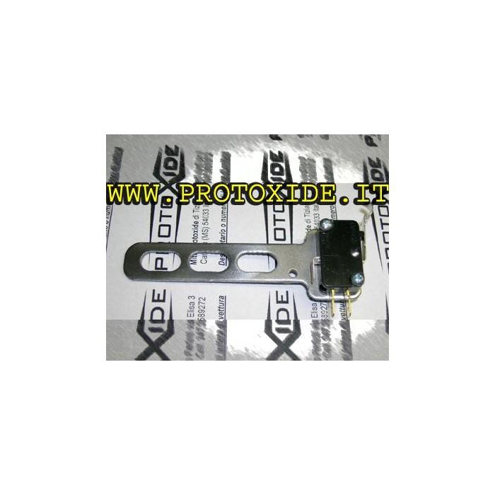 Mikroprekidač s univerzalnim nosačem Rezervni dijelovi za sustave dušičnih oksida