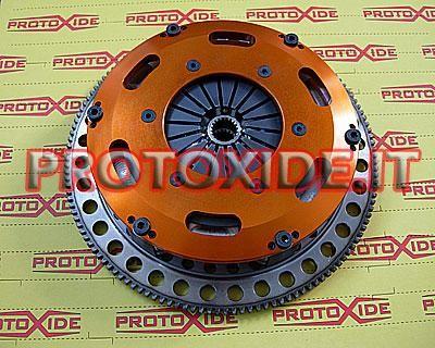 55c21d077 Steel flywheel kit with twin-disc clutch Lancia Delta 2.0 Turbo - Protoxide