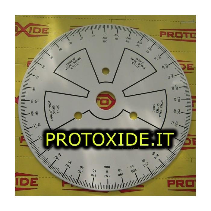Disco graduato per messa in fase camme - motore 280mm Diagnostic Tools