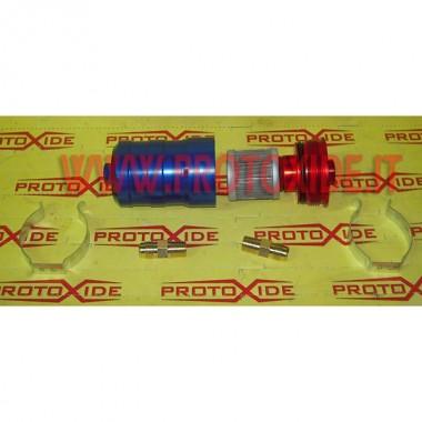 Filtro de combustible universal Filtros de gasolina