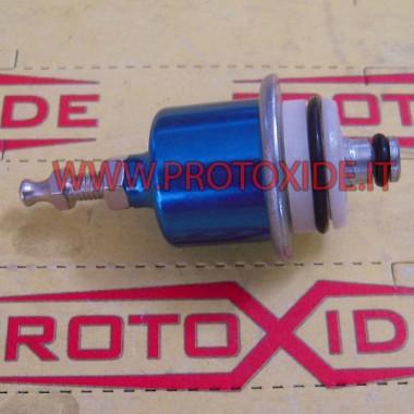 Regulador de presión para flauta en ergal para Fiat-Alfa.Lancia Reguladores presión gasolina