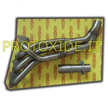 Egzoz manifoldu Suzuki Samurai Sj 410-413 1.3 16V Emişli motorlar için çelik manifoldlar