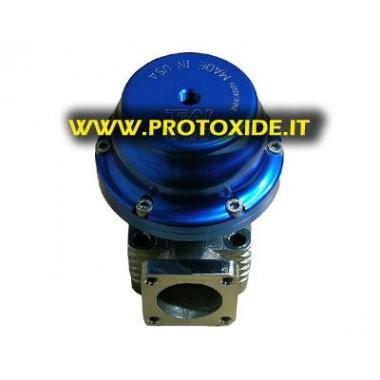 40 мм външен изпускателен клапан Външна отпадна врата
