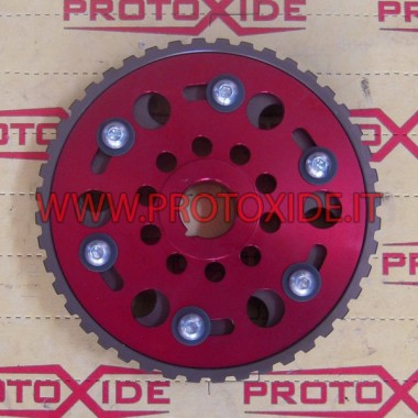 Adjustable Pulley voor Volkswagen Golf 1.8 8V Instelbare motorpoelies en compressorpoelies