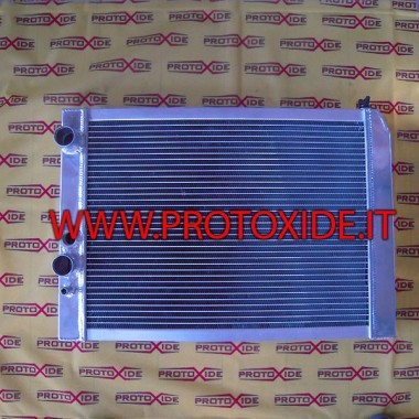 Water radiator plus for Lancia Delta 2000 8-16v igger water radiators