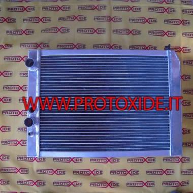 Radiator verhoogd tot 2000 Lancia Delta 8-16v Verhoogde water radiatoren
