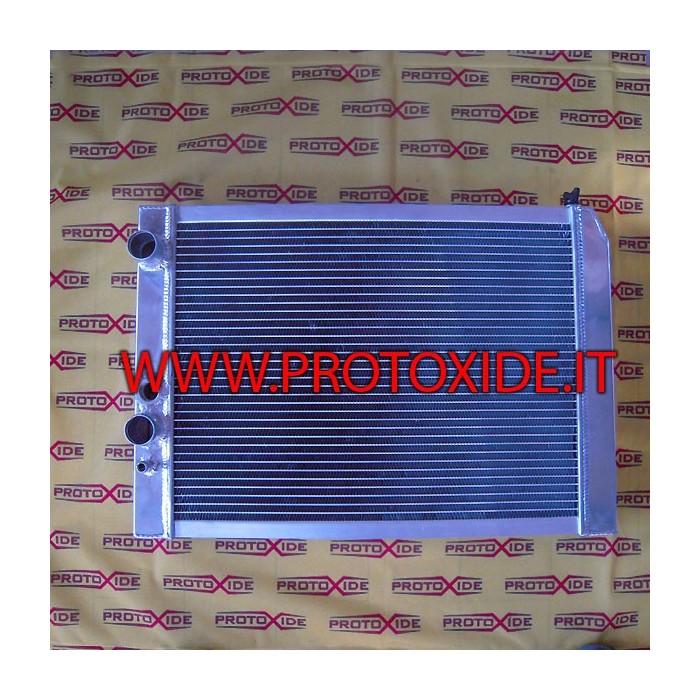 Радиатор увеличен до 2000 Lancia Delta 8-16v