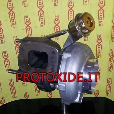 Turbokompresors GTO470 Lancia Delta-Escort Cosworth Turbokompresori par sacīkšu gultņiem