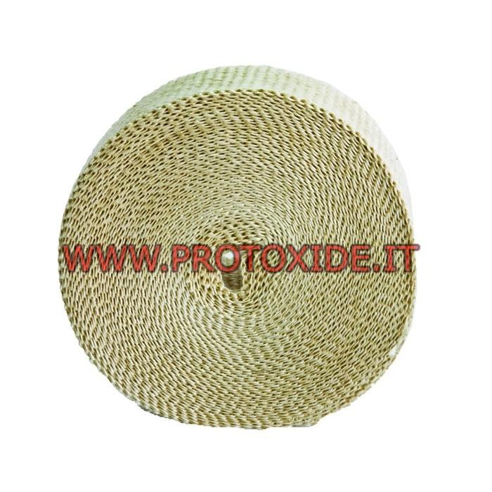 Benda per collettore e marmitta 4.5m x 5cm Bende e Protezioni calore