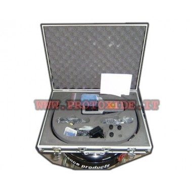 Borescope for engine