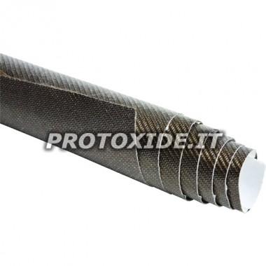 Barriera lavica di protezione calore adesiva 30x61cm GRANDE Bende e Protezioni calore