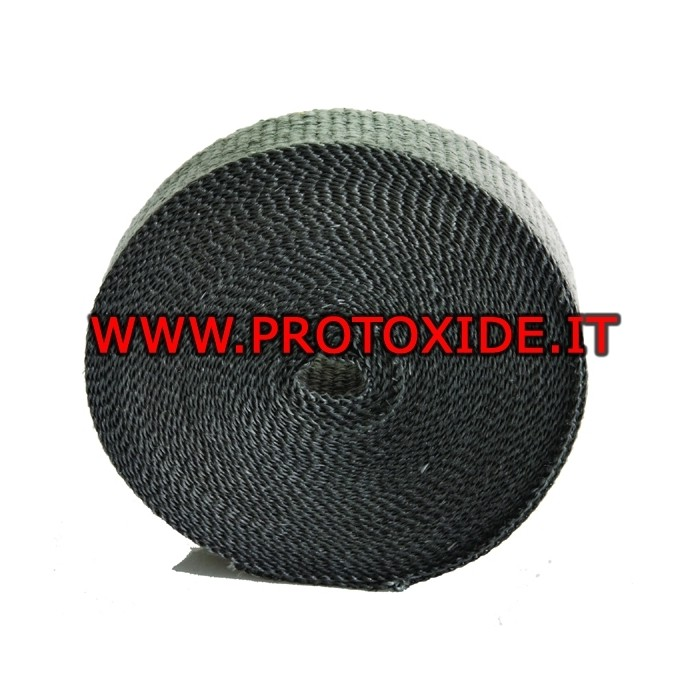Benda manifold and muffler BLACK 4.5mx 5cm Heatshield products and wrap