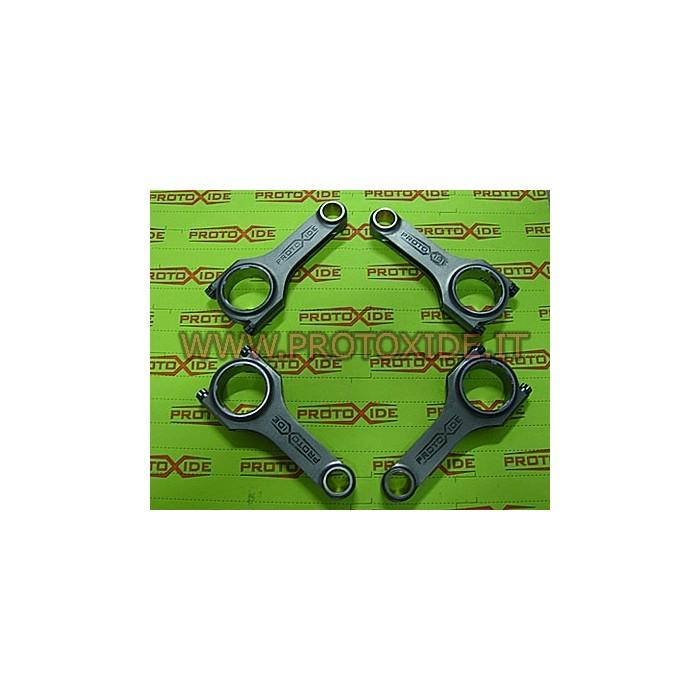 Bielas de acero H invertidas A112 Abarth Bielas