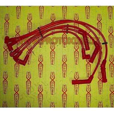 Cabos de vela Fiat Uno Turbo - Punto Gt com controle Lancia Delta Cabos de vela específicos para carros