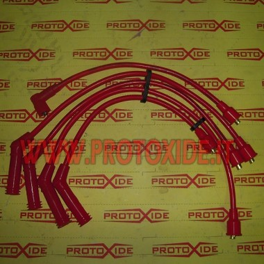 fils de bougie d'allumage pour 112 Abarth Câbles de bougies spécifiques pour voitures