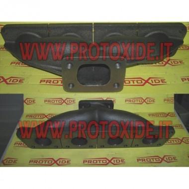 Colectores de escape de hierro fundido para Audi S3 215-225hp 20v att.T28 Coleccionistas en fundición o fundición.