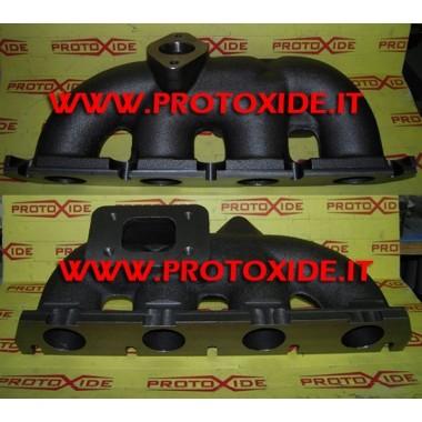 Støbejern Udstødningsmanifolder til VW Audi 2.0 TFSI Samlere i støbejern eller støbt