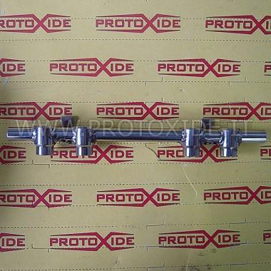 Flauta de inyector Renault 5 GT para colector de admisión de protóxido Flauta de inyectores