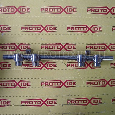 Flauto iniettori Renault 5 GT Billet injection rails