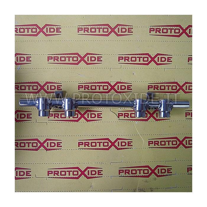 Fuel rail injectors Renault 5 GT Billet fuel rails