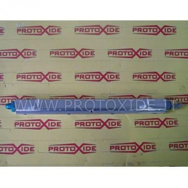 Flute injektorer Mitsubishi Lancer Evo Billets brændstof skinner