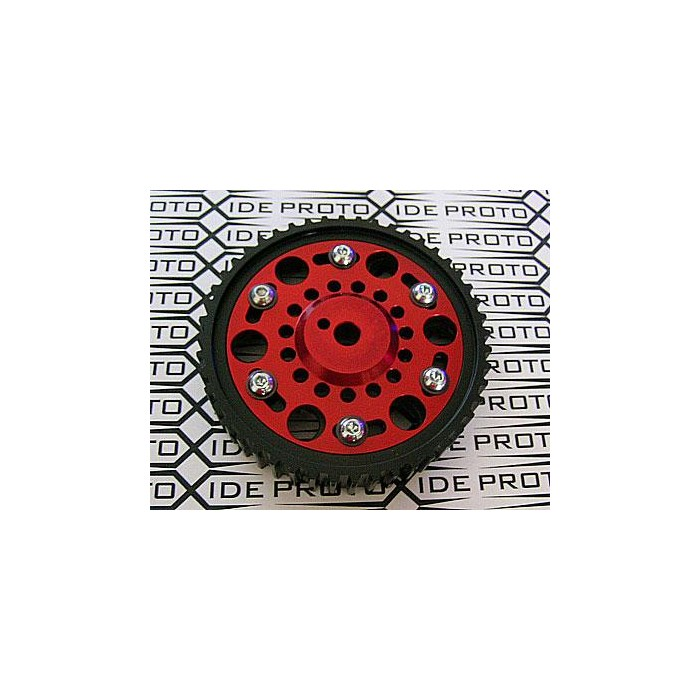Adjustable pulley for Peugeot 106 1.3 Rally Adjustable motor pulleys and compressor pulleys