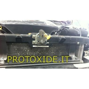 intercooler kit predné alfaromeo Giuletta 1750 Vzduchový vzduchový chladič