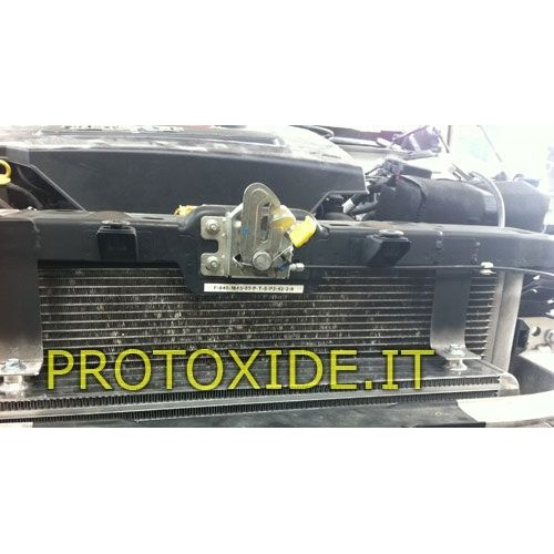 Air-air Intercooler AlfaRomeo Giuletta 1750