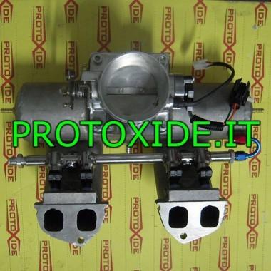 Kit trasformazione iniezione elettronica Renault 5 GT Turbo collettore aspirazione flauto farfalla Kit potenziamento motore