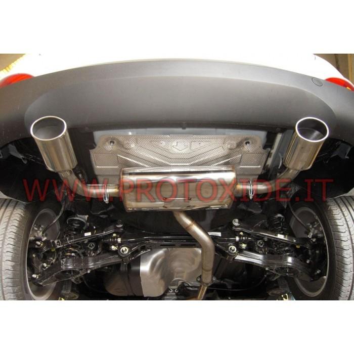 Scarico posteriore per Hyundai IX35 1.7 -2.0 CRDI  Marmitte e terminali di scarico