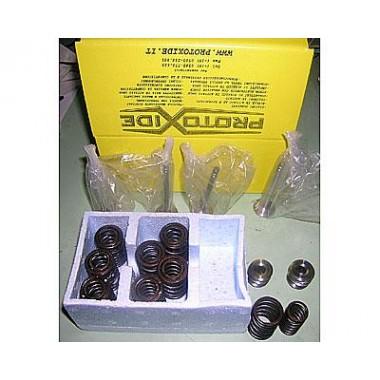 Kit de resortes y placas para Fiat Uno y Punto GT Válvulas para cabeza y sus componentes.