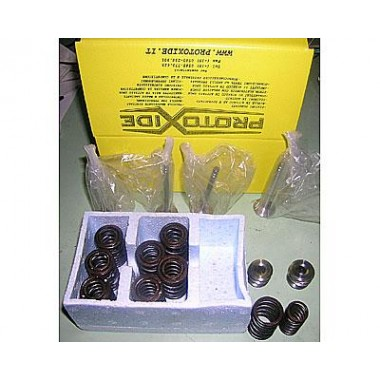 Kit Springs & Washers for Fiat Uno and Punto GT