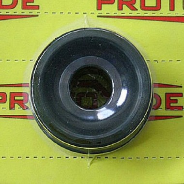 Compressor pulley for Mini Cooper, 17% reduction