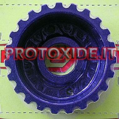 Katrol oliepomp -2,0 Clio 1.8 16v Megane Instelbare motorpoelies en compressorpoelies