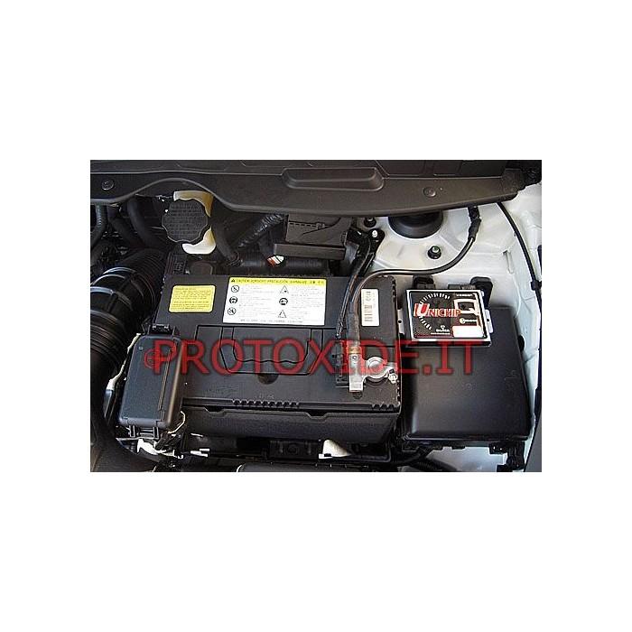 Unichip ydeevne chip Hyundai ix35 - Kia Sportage 1,7 CRDI Unichip styreenheder, ekstra moduler og tilbehør