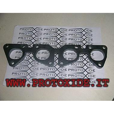 Flangia collettori scarico Peugeot 106 Citroen Saxò 1.600 16v Flange collettori di scarico