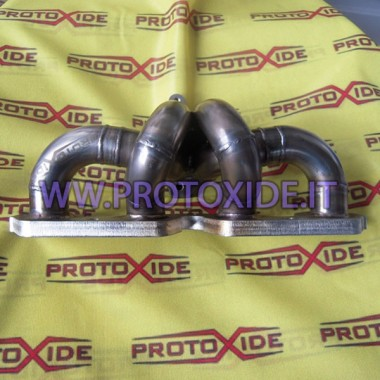 Exhaust manifold Renault Clio - Twingo Tce 1.2-1.4 turbo Stainless steel manifolds for Turbo Gasoline engines