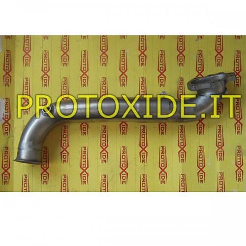 Downpipe Avgas för Peugeot - Minicooper 1.6 för R56 GT28-GTO262 Downpipe for gasoline engine turbo