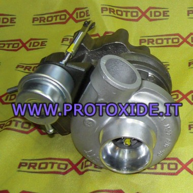 Turbo GTO192 op dubbele lagers voor Twingo Clio 1.2 Tce