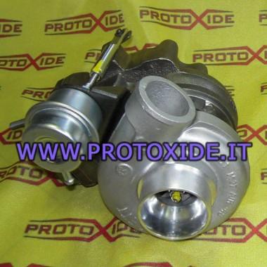 Turbo GTO192 sur roulements doubles pour Twingo Clio 1.2 TCE Turbocompresseurs sur roulements de course