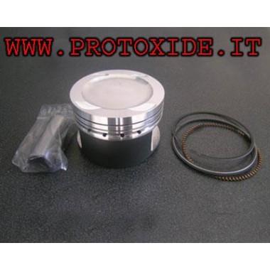 Virzuļi Fiat Coupe 2.0 20V Turbo 5-cilindru. Kalti automātiskie virzuļi